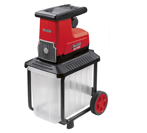 Mountfield MS2500 Electric Garden Shredder