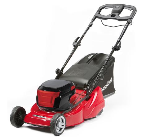 Mountfield S42R PD LI (80V) Cordless Roller Mower
