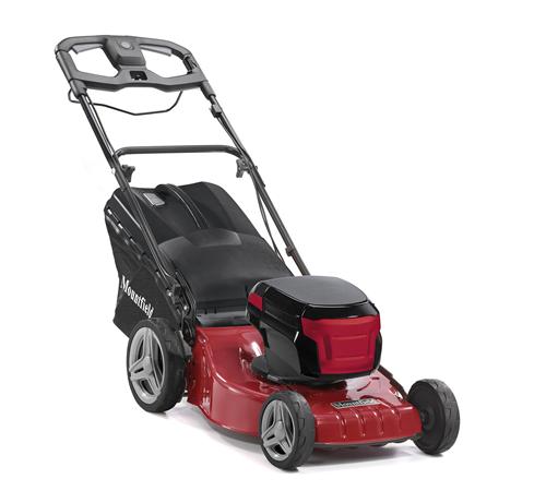 Mountfield S42PD LI (80V) Cordless Lawn mower