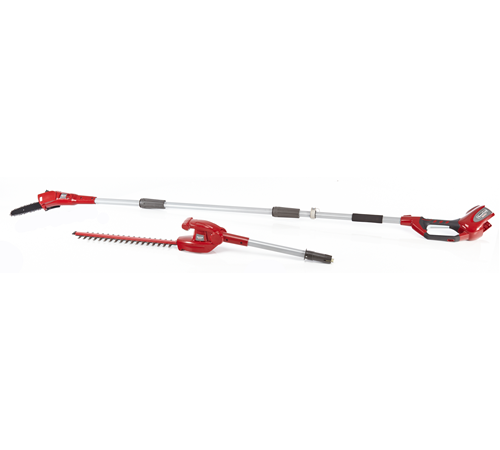 Mountfield MM48LI Cordless Pole Pruner/Hedger (no battery and charger)