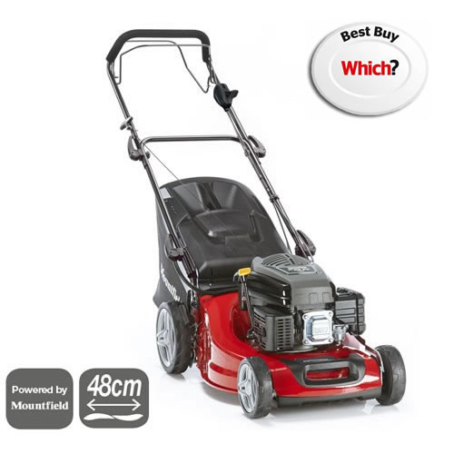 Mountfield S481 PD Self-Propelled Petrol 4 Wheel Lawn mower