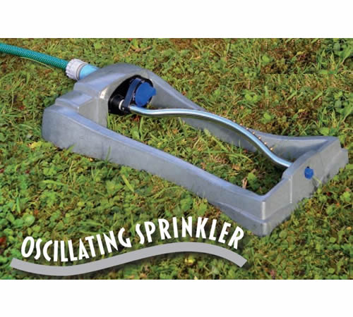 Oscillating Garden Sprinkler