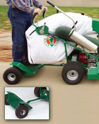 Billy Goat Chariot for VQ Industrial Wheeled Vacuums