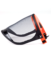 Brushcutter Mesh Visor with Plastic Strap