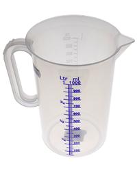 1 Litre Fuel Measuring Jug