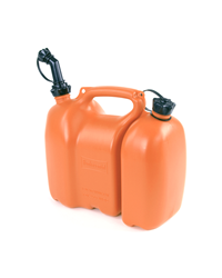 Lawn Mowers UK Orange Twin Combi Canister