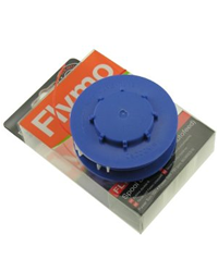 Flymo double autofeed spool and cutting line for the Flymo Power Trim / 500 / 700 electric grass strimmers with serial numbers: 9539003/4