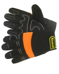 Garden Power Protective Gloves Partial Gel Filled