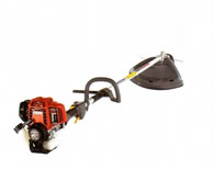 Featuring the new ultra-efficient and quiet GX25 four stroke engine, this 25 cc brushcutter is easy-to-use, robust and lightweight, delivering a heavy