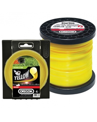 Oregon Yellow Roundline 1. 6mm Trimmer Line in 15 metre length. The famous OREGON yellow line is the benchmark in the industry. Suitable for domestic