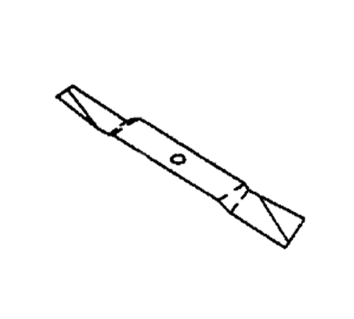 Flymo Replacement Blade for Flymo RC320 Cordless Mowers