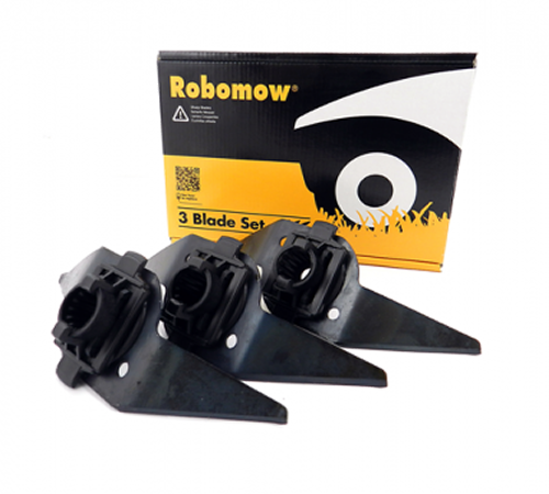 Click to view product details and reviews for Robomow Replacement Blade Set.