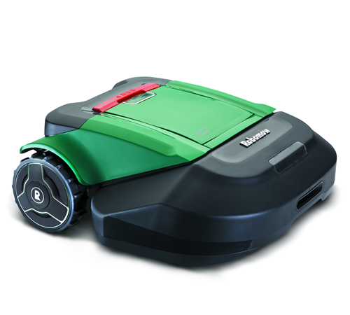 Lawn Mowers Robomow RS615 Robotic Lawn mower with Base Station