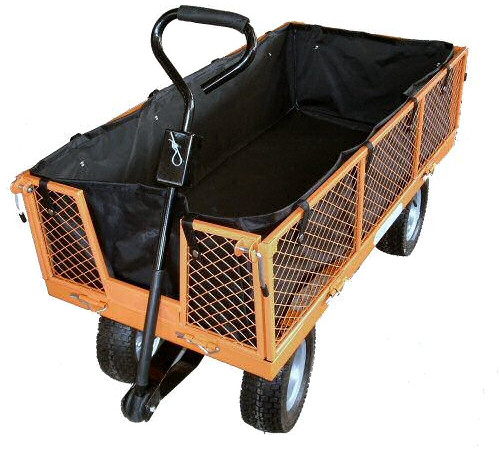 Sherpa Garden Trolley Cart - Large