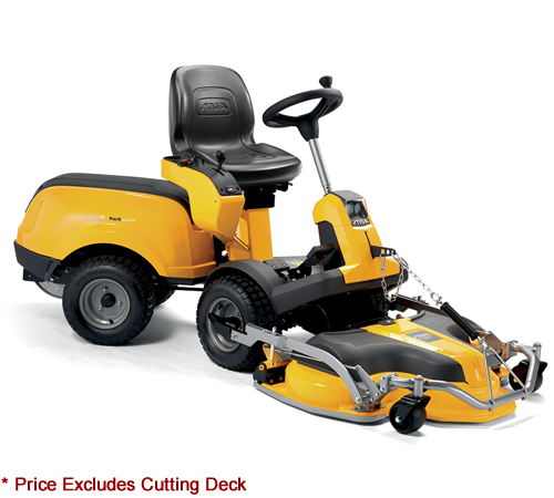 Stiga Park 520DP Diesel Out Front Deck Lawn mower