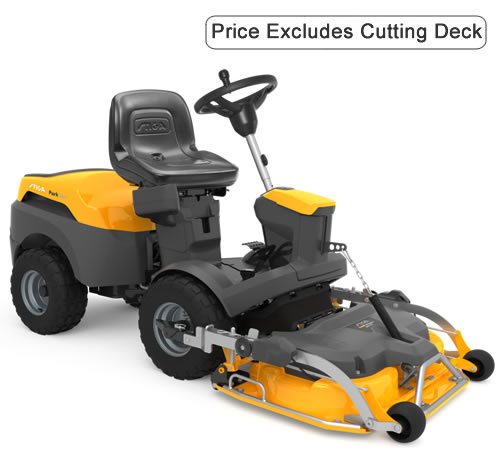 Stiga Park 320 2WD Front Deck Ride-On Lawnmower