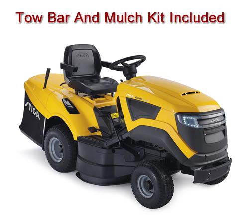 Stiga Estate 6092 HW Lawn Tractor
