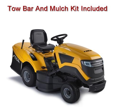 Stiga Estate 5092 H Grass Collecting Lawn Tractor