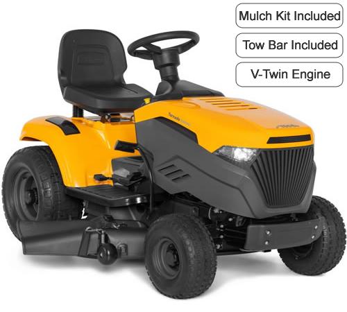 Stiga Tornado 3108 HW Mulching / Side Discharge Garden Tractor