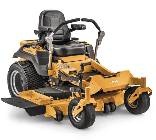 Stiga ZT 7132T Zero Turn V-Twin Ride On Mower