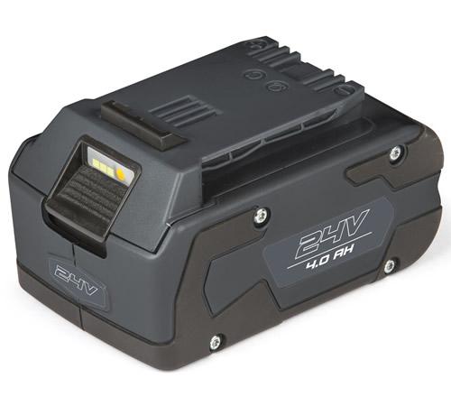 Stiga 24v 4Ah Lithium Battery