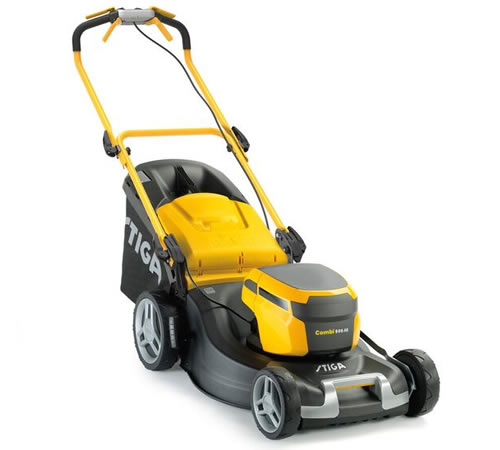 Click to view product details and reviews for Stiga Combi 50s Ae 80v Cordless Self Propelled Lawn Mower.