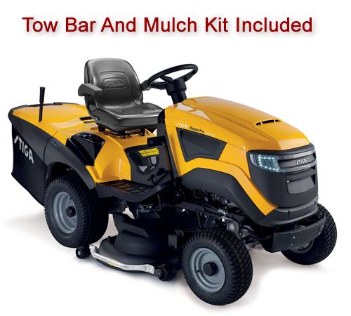Stiga Estate Pro 9102 XWS Lawn Tractor