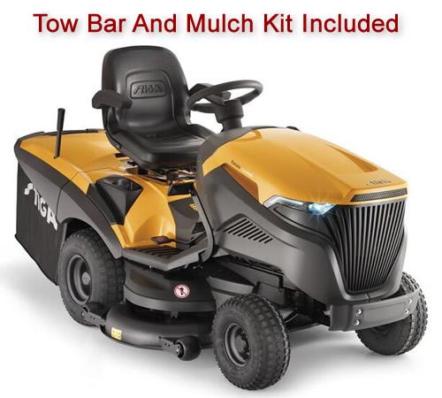 Stiga Estate 7122 HWS Lawn Tractor