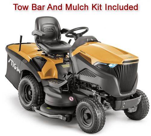 Stiga Estate Pro 9122 XWSY Lawn Tractor