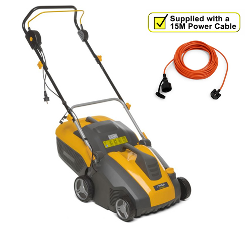 Stiga SV 415 E Electric Scarifier and Aerator