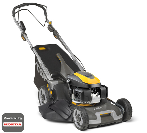 Stiga Twinclip 55 SVEQ H Self-Propelled 4in1 Petrol Lawnmower