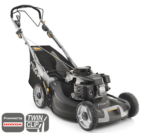 Stiga Twinclip 55 SH BBC Self-Propelled 3in1 Petrol Lawnmower