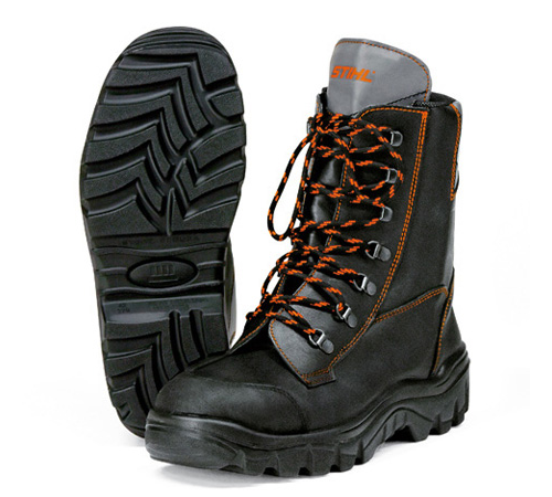 Stihl Ranger Chain saw Leather Boots