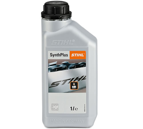 Genuine Stihl Synthplus Chainsaw Chain Oil 1 Litre �0781 516 2000Outstanding protection against wear. This semi-synthetic high performance lubricant i
