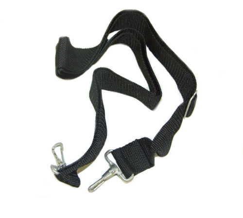 Replacement Stihl Catcher Bag Strap which clips on to your existing collecting bag via the loops. Suitable for the Stihl hand held garden blower bags.