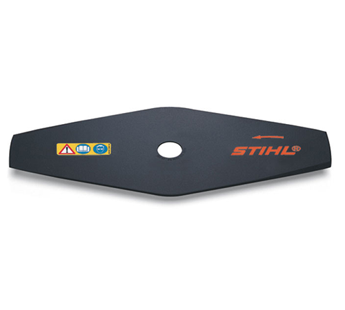 Stihl 230mm 2 Blade Grass Cutting Brushcutter Blade