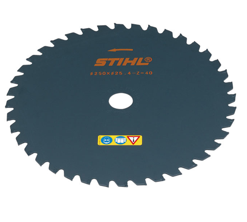 Stihl 250mm 40 Tooth Brushcutter Blade