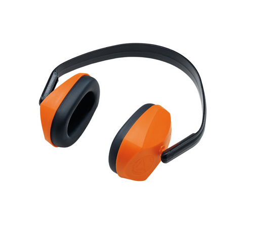 Lightweight Stihl CONCEPT 23 ear protectors. EN 352, extremely light, soft pads, SNR 23 (H:27; M:20; L:14) (up to 103 dB(A)), adjustable ear protector