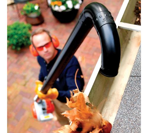 Stihl Roof Gutter Cleaning Kit for BG56, BG86, SH56, SH86