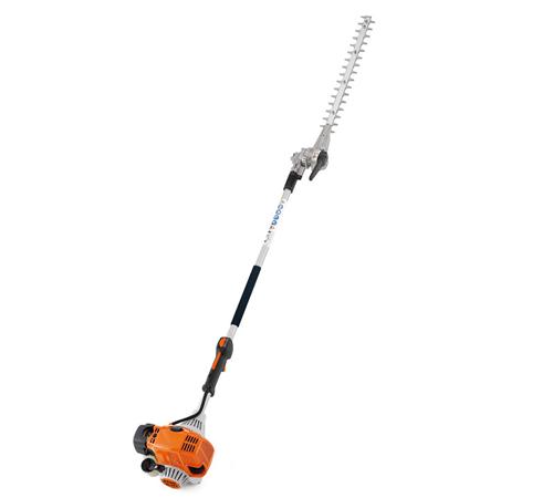 Stihl HL100 K Long Reach Petrol Hedge Trimmer