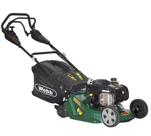 Webb Elite RR16 3-in-1 Self-Propelled Rear Roller Lawnmower