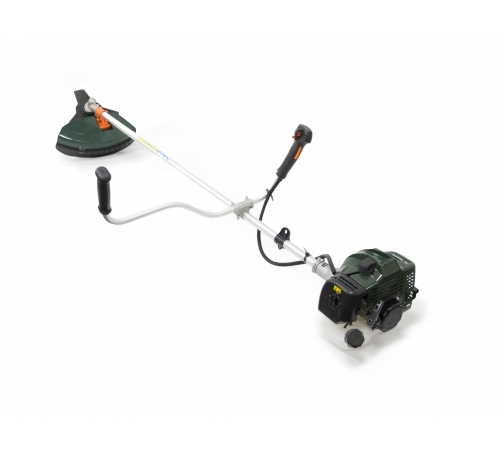 Lawn Mowers UK Webb BC33 Double Handle Petrol Brushcutter