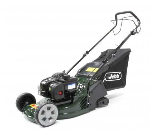 Webb Supreme RR17SP Self-Propelled Rear Roller Lawnmower
