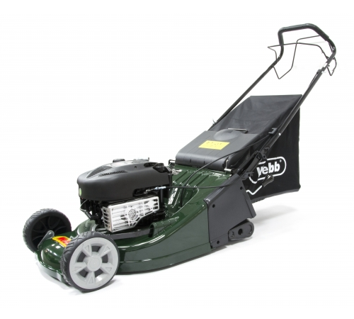 Webb Supreme RR19SP Self-Propelled Rear Roller Lawnmower