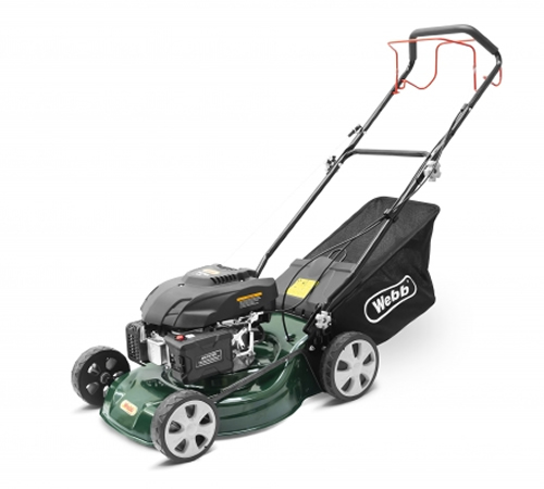 Webb Classic R460SP Self-Propelled Petrol Rotary Mower