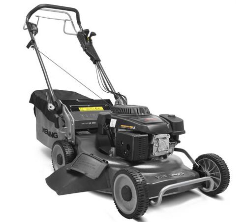 Weibang Virtue 53 SSD BBC Self Propelled 3 in 1 Lawnmower