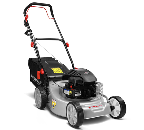 Weibang Virtue 46SH Push Petrol 4 Wheel Lawn mower