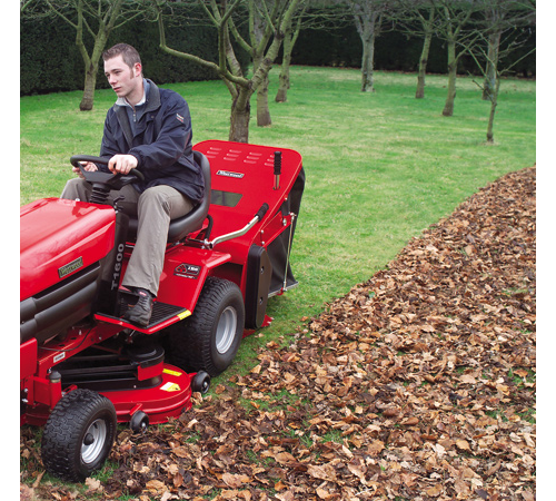 Westwood PGCPLUS 300L Powered Grass Collector