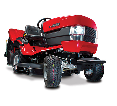 Westwood F250 4TRAC Garden Tractor with 36 Inch HGM Deck