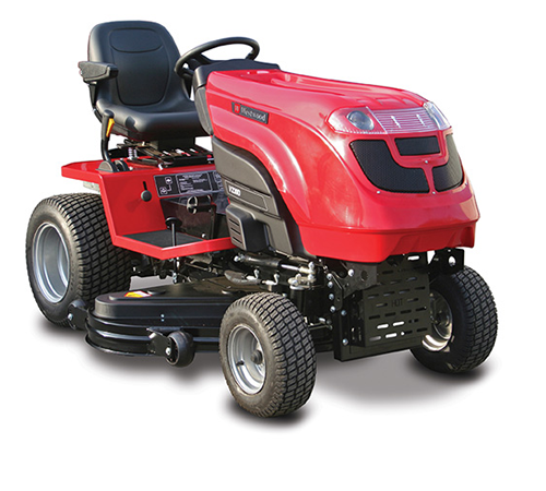 Westwood V230D Diesel Lawn Tractor with 50 Inch Combi Deck